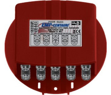 EMP Centauri EMP DiSEqC 8/1 switch