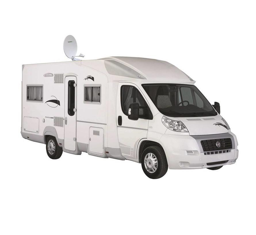 Travel Vision TVA 80cm Premium TWIN + autoskew en hellingshoekmeter