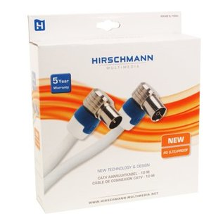 Hirschmann Hirschmann FEKAB 9 /20 m coaxkabel