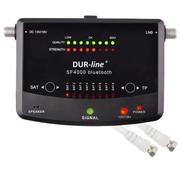 DUR-Line DUR-line SF 4000 BT - satfinder met Bluetooth App