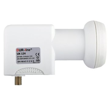 DUR-Line DUR-LINE UK 124 Unicable 2 / JESS LNB