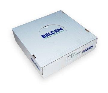 Belden Belden H125D00  Duobond+ PVC kleur wit per 100 meter
