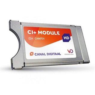 M7 Canal Digitaal CAM-701 CI+ module incl. ingebouwde smartcard
