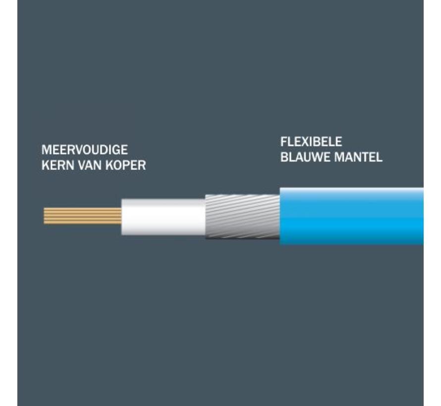 Maxview MXL Flexibele coaxkabel met F-connectoren