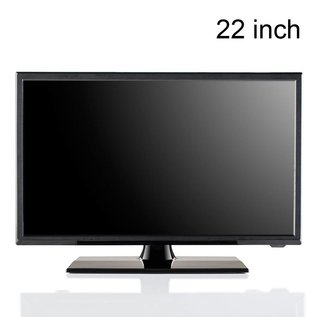 "Travel Vision Travel Vision 5322 LED TV 22"" CI S2/T2/C 12V DVD HEVC H.265"