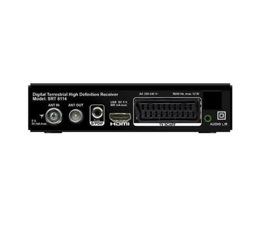 Strong SRT 8114 DVB-T HD USB PVR