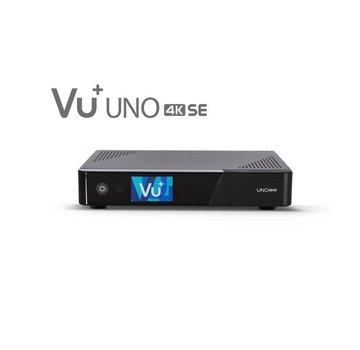 VU+ VU+ Uno 4K SE UHD DVB-C FBC dual tuner