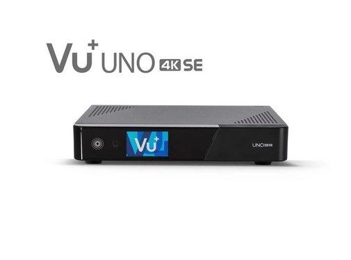 VU+ VU+ Uno 4K SE UHD DVB-S2 FBC dual Tuner