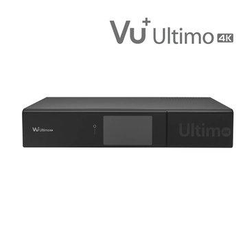 VU+ VU+ Ultimo 4K - FBC DVB-C