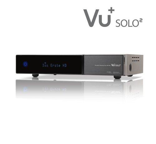 VU+ VU+ Solo 2 kleur zwart 2 x DVB-S2