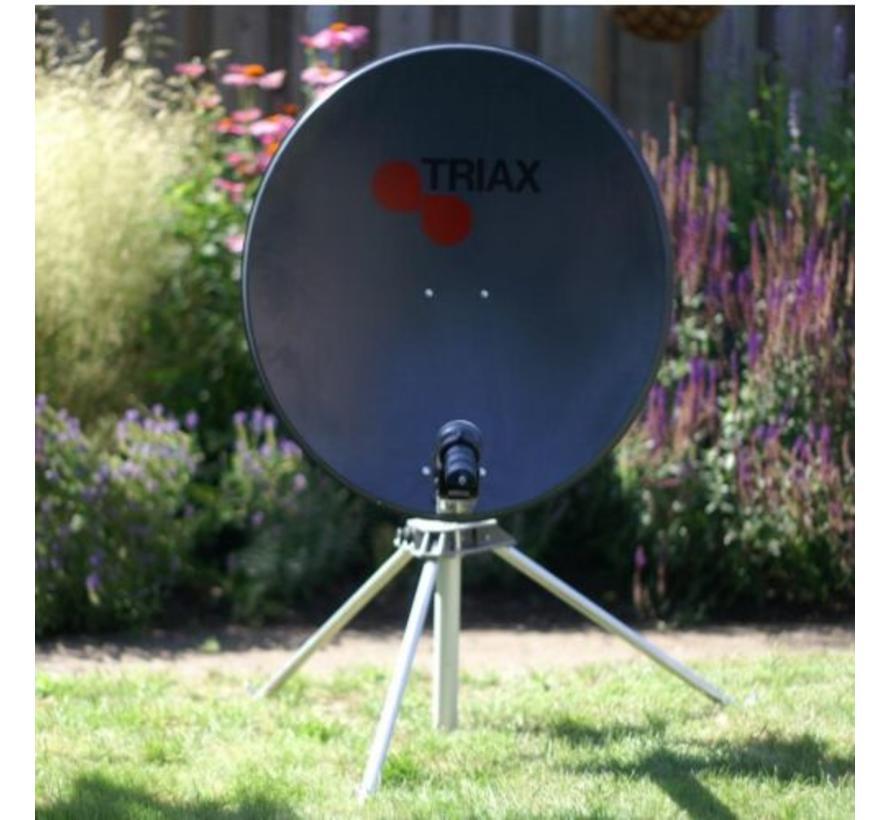 EISS  statief met Triax-adapter