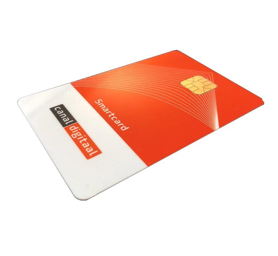 Canal Digitaal losse smartcard