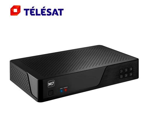 M7 Telesat MP-201 HD PVR 500GB met Viaccess Orca Smartcard