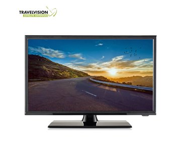 "Travel Vision Travel Vision 5322-B LED TV 22"" 12V DVD"