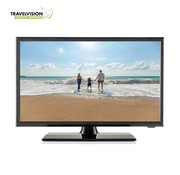 "Travel Vision Travel Vision 5319-B LED TV 19"" 12V DVD"