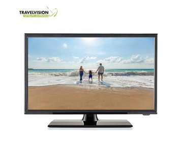 "Travel Vision Travel Vision 5319-B LED TV 19"" 12V DVD"