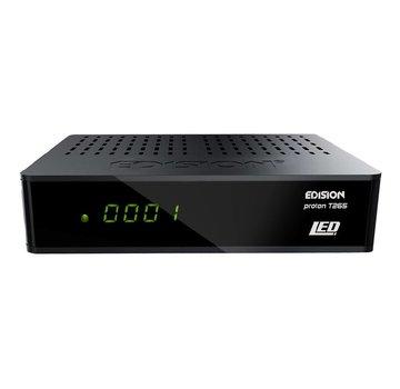 Edision Edision Proton T265 LED - DVB-C/T2 H.265 HEVC