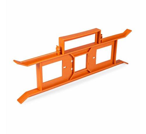 Konig Cable Manager Oranje