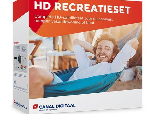 M7 Canal Digitaal recreatieset