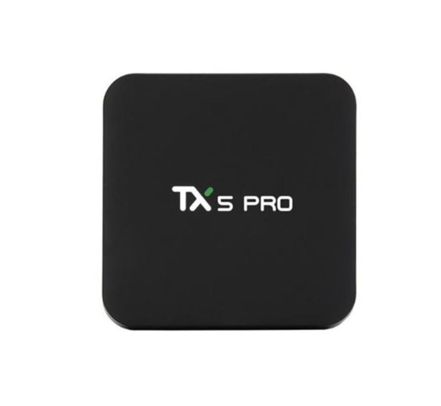 Free X  IP TV - PRO - 8 kanalen 12 maanden incl. ontvanger