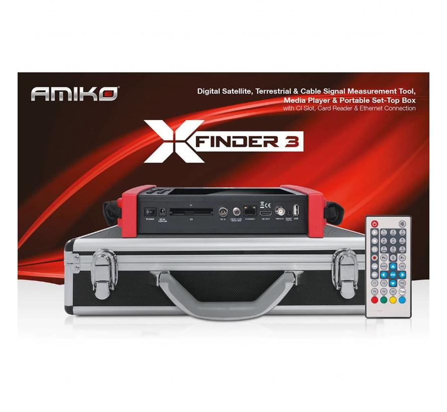 Amiko X-Finder 3 second edition