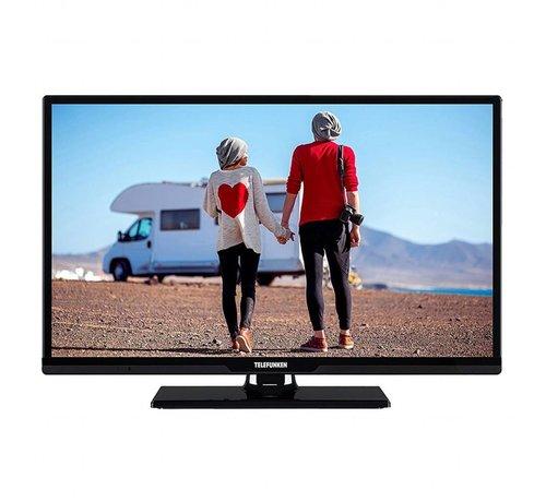 Telefunken Telefunken XH24D401V LED Smart TV 24 Inch (zwart)