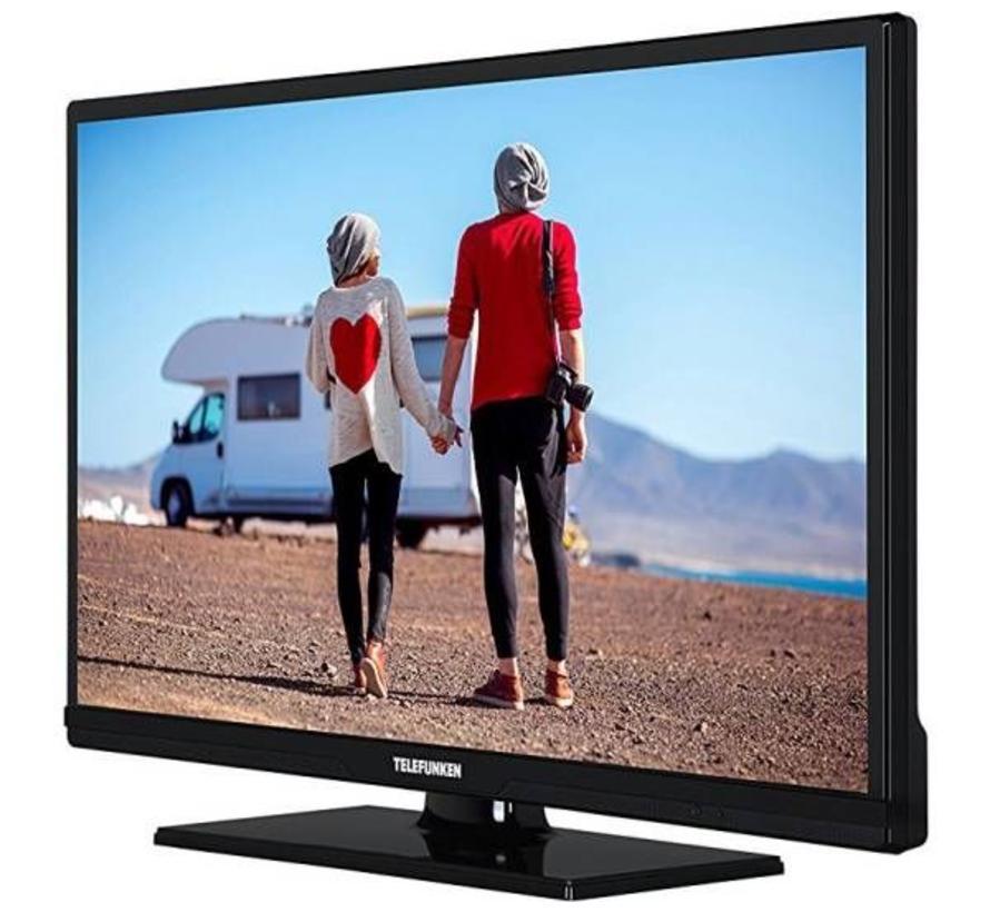 Telefunken XH24D401V LED Smart TV 24 Inch (zwart)