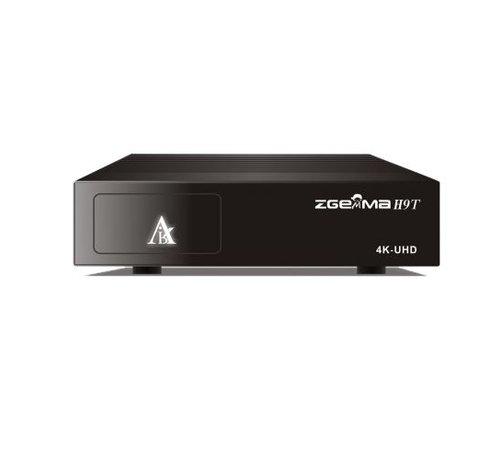 Zgemma Zgemma H9S 4K UHD HEVC kabel en terrestrisch