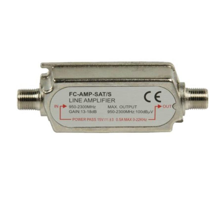 Konig Fixapart inline satelliet versterker 950-2300 Mhz