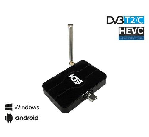 Edision Edision EDI-combo DVB-C/T2 H.265 USB tuner