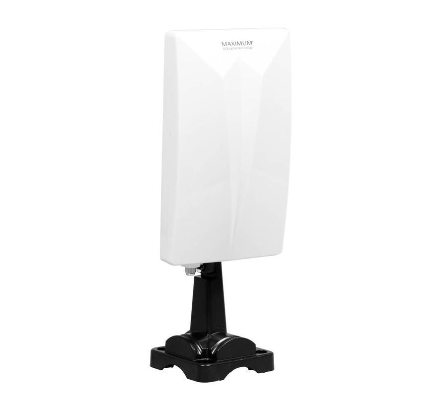 Maximum DA-4000 buitenantenne LTE  DVB-T2/FM/DAB+/VHF/UHF 28 dB