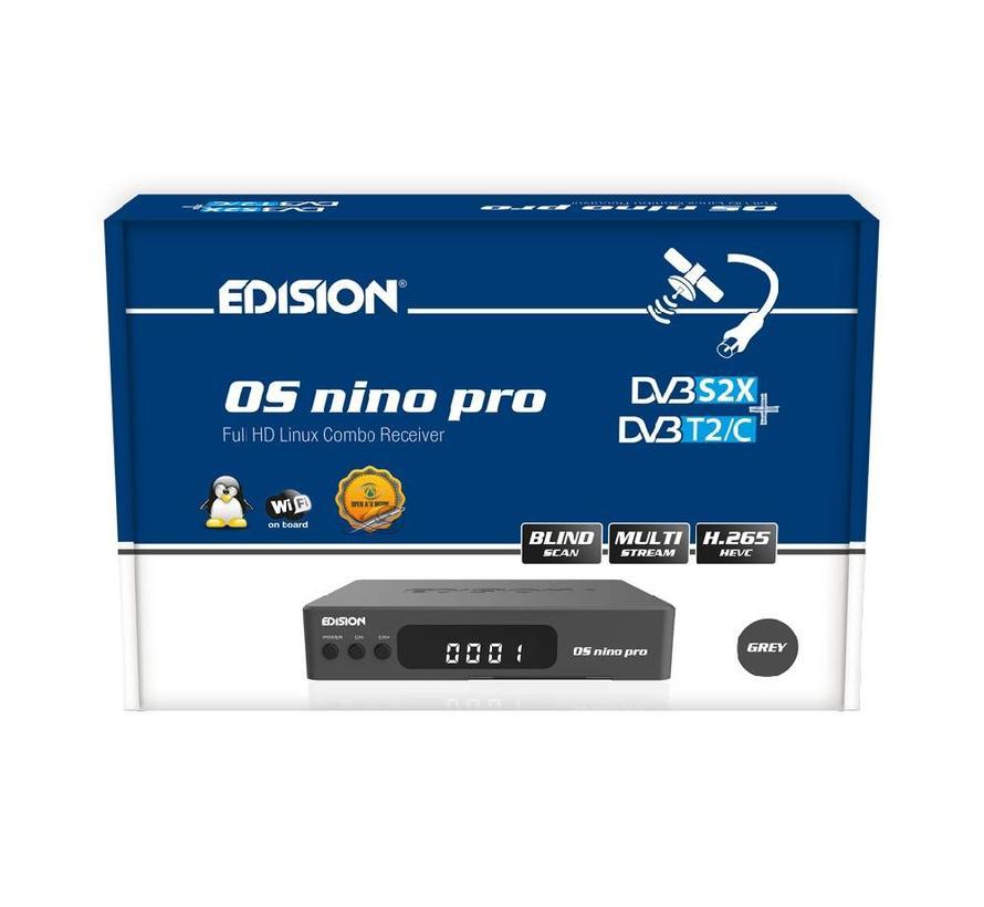Edision OS Nino Pro S2X + T2/C