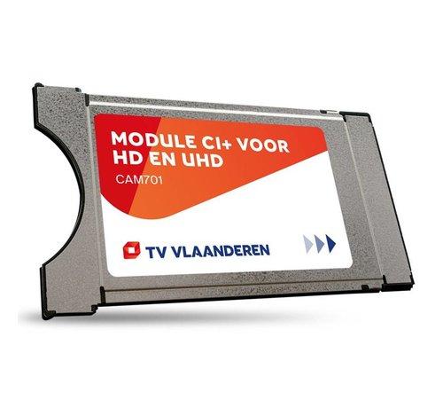 M7 TV Vlaanderen CAM-701 CI+ module incl. ingebouwde smartcard