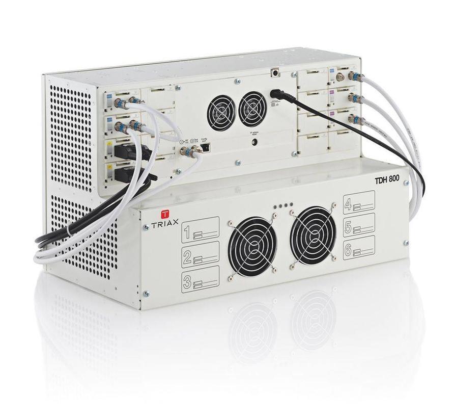 Triax TDH 800 main unit Headend