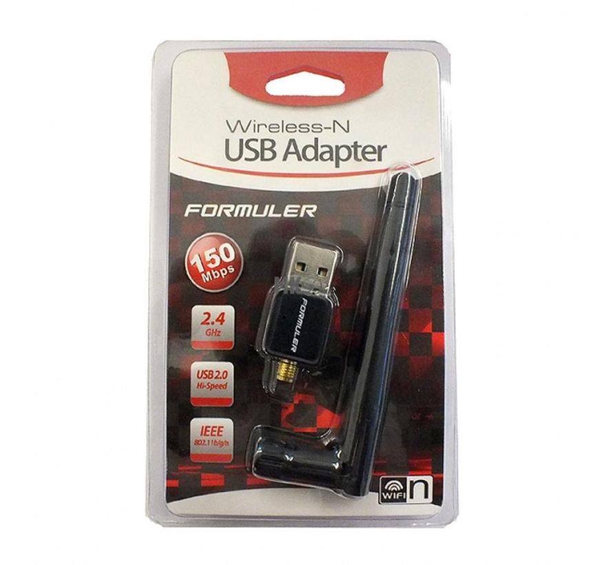 Formuler WiFi USB dongle met antenne