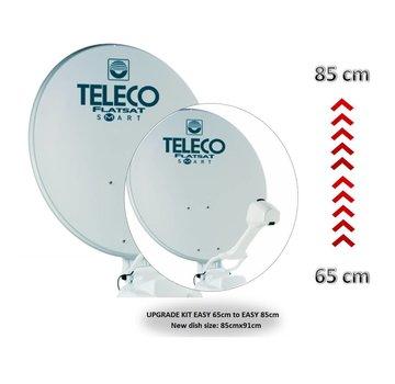 Teleco Teleco Upgrade set EASY 65cm naar EASY 85cm