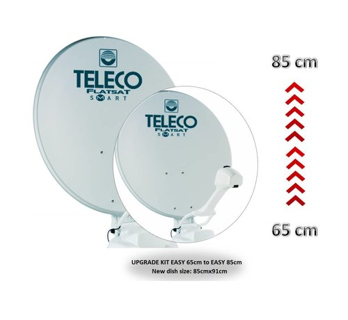Teleco Teleco 11986 Upgrade set EASY 65cm naar EASY 85cm