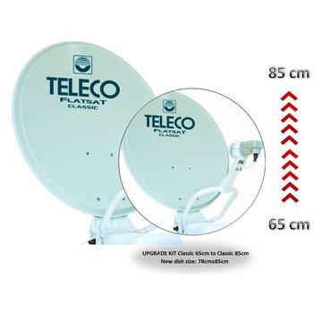 Teleco Teleco Upgrade set Classic NT 65cm naar Classic 85cm