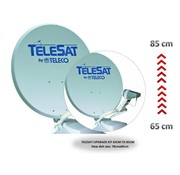 Teleco Teleco Upgrade set Telesat 65cm naar Telesat 85cm