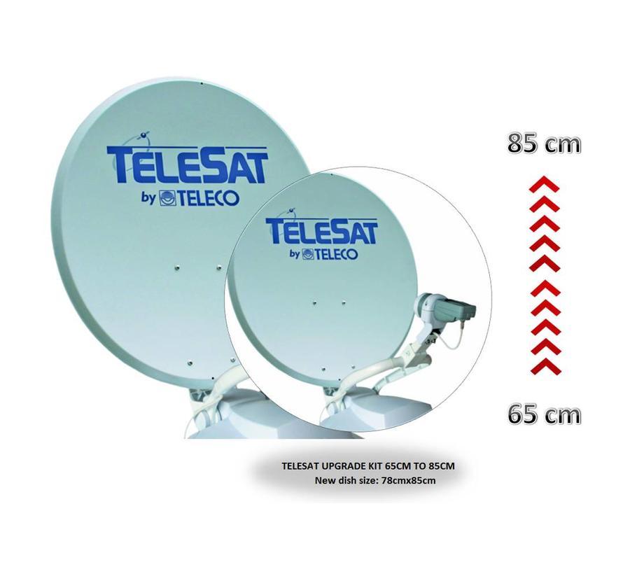 Teleco 17613 Upgrade set Telesat 65cm naar 85cm