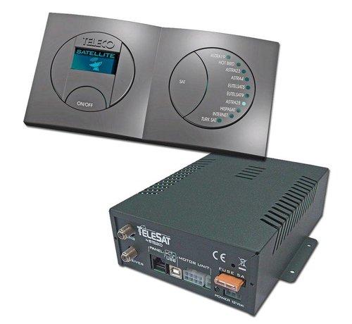 Teleco DVB-S2 upgrade set Teleco TeleSat