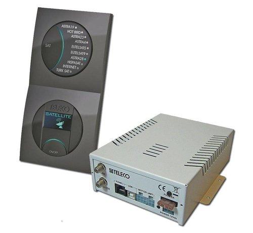 Teleco DVB-S2 upgrade Smart set Teleco Easy / Classic / Magic