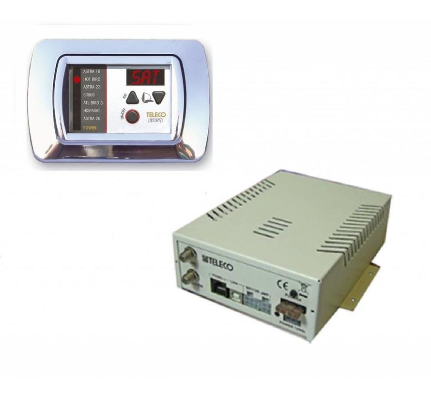 DVB-S2 upgrade Smart set 7 Teleco Easy / Classic / Magic