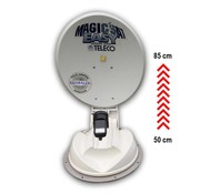 Teleco Teleco Upgrade set Magic 50cm naar Magic 85cm