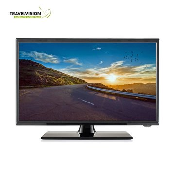 "Travel Vision Travel Vision 5324-B LED TV 24"" 12V DVD"