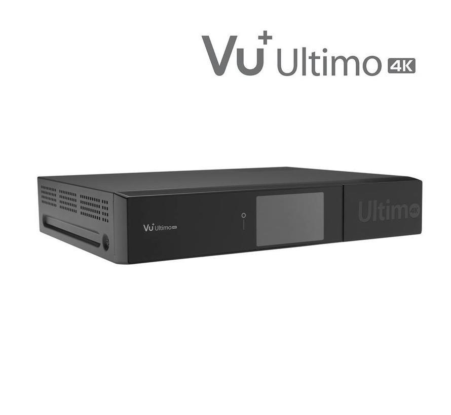 VU+ Ultimo 4K special edition Bluetooth