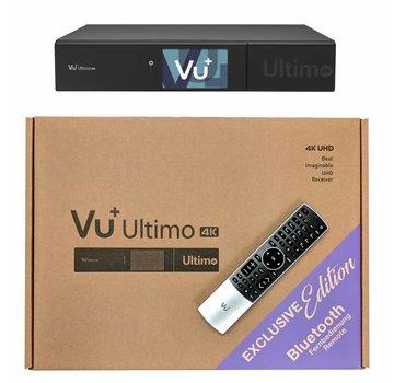 VU+ VU+ Ultimo 4K - special edition BT