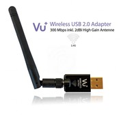 VU+ VU+ dual band WiFi USB 2.0 adapter 300 Mbps