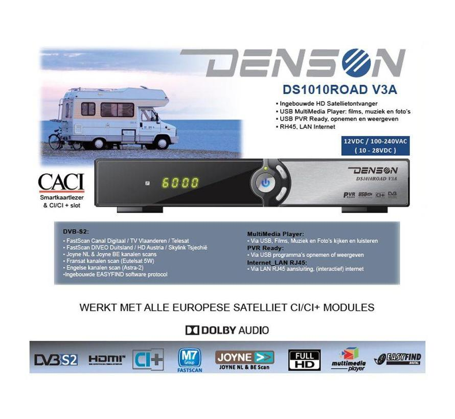 Denson DS1010 road V3A CACI+