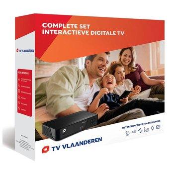 M7 TV Vlaanderen startersset (thuis)